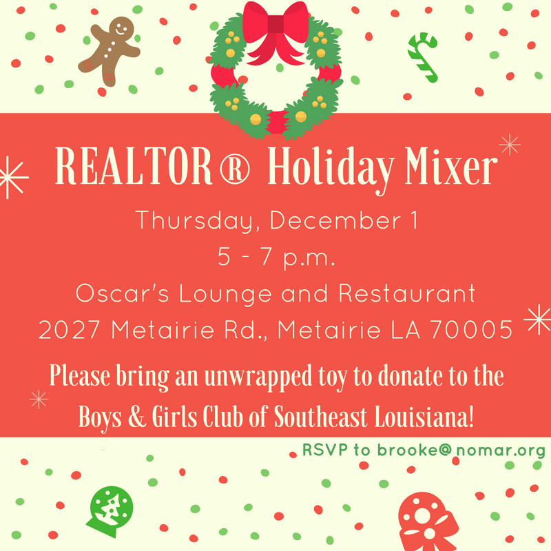 REALTOR Holiday Mixer