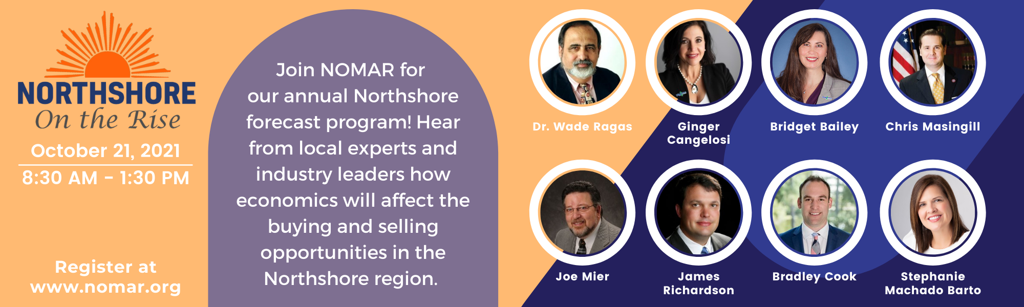 Northshore On the Rise Forecast Event