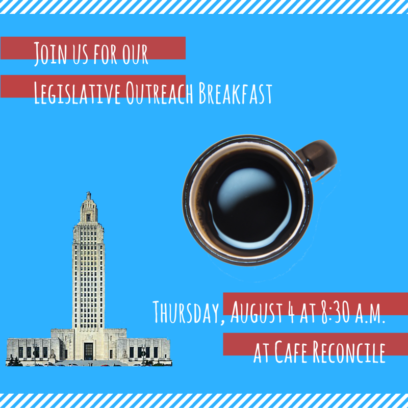 Legislative Outreach Breakfast soc me graphic